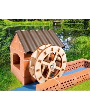 Moulin à eau Teifoc