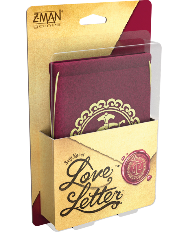 Love Letter Asmodee
