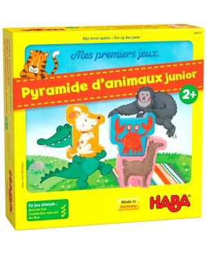 Mes premiers jeux – Pyramide d'animaux junior Haba