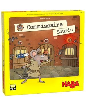 Commissaire Souris Haba