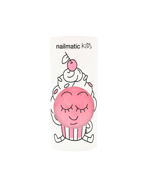 Vernis enfant base eau - Cookie - rose Nailmatic