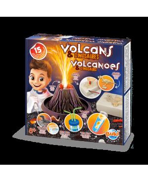 Volcans et Dinosaures Buki