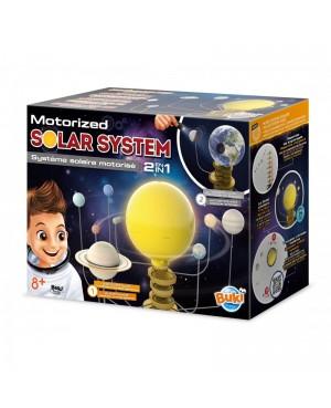 Système Solaire Motorisé Buki