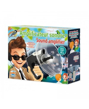 Amplificateur sonore Buki