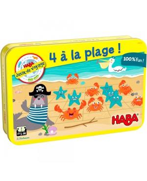 4 à la plage Haba