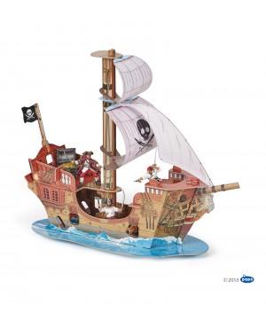Le bateau pirate Papo
