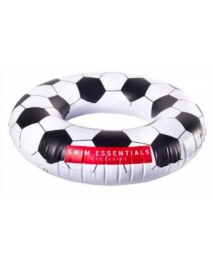 Anneau de bain ballon foot swimming 90 cm Swmin essentials