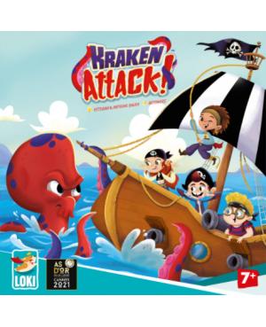 Kraken Attack Iello