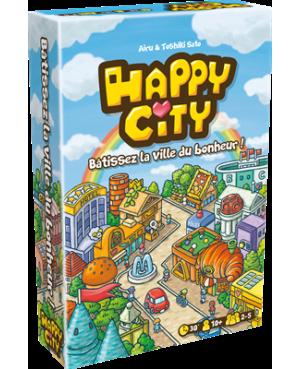 HAPPY CITY Asmodee