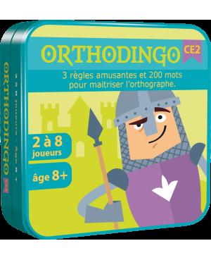 Orthodingo CE2 Asmodee