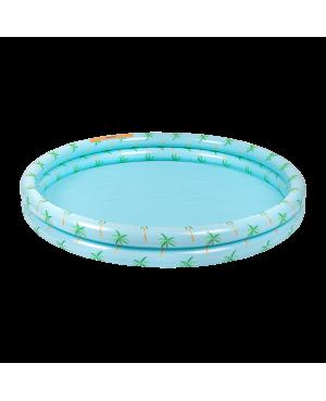 Piscine enfant palmier ⌀100 cm Swim essentials