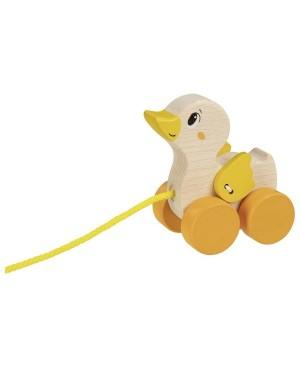 Animal à tirer canard
