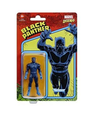Marvel Legends Retro Black Panther 9,5cm