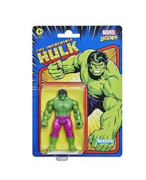 Marvel Legends Retro Hulk 9.5cm