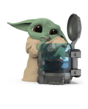 SW Star Wars Mandalorian Bounty Collection 2- The Child Egg Canister 5,5cm