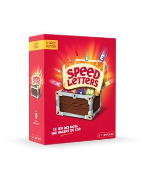 Speed letters Blackrock games