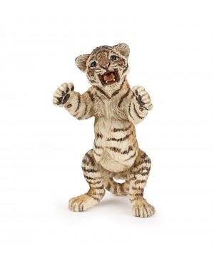 Bébé tigre debout Papo