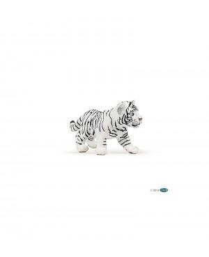 Bébé tigre blanc Papo