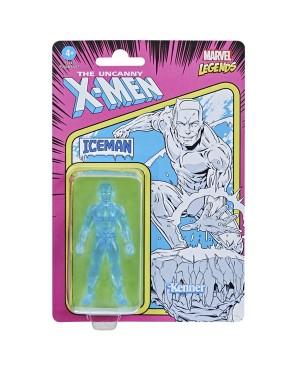 Marvel Legends Retro Iceman 9.5cm