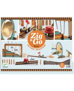 Zig & Go-Music-52 pièces Djeco