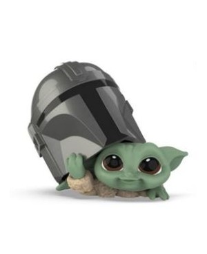 SW Star Wars Mandalorian Bounty Collection 2-Pack The Child Casque  5,5cm