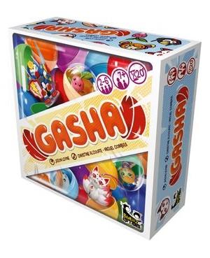 Gasha Blackrock games