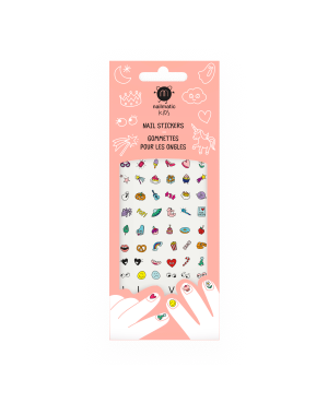 Stickers pour ongles enfant - Magic Nails Nailmatic