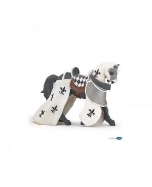 Cheval drapé blanc Papo